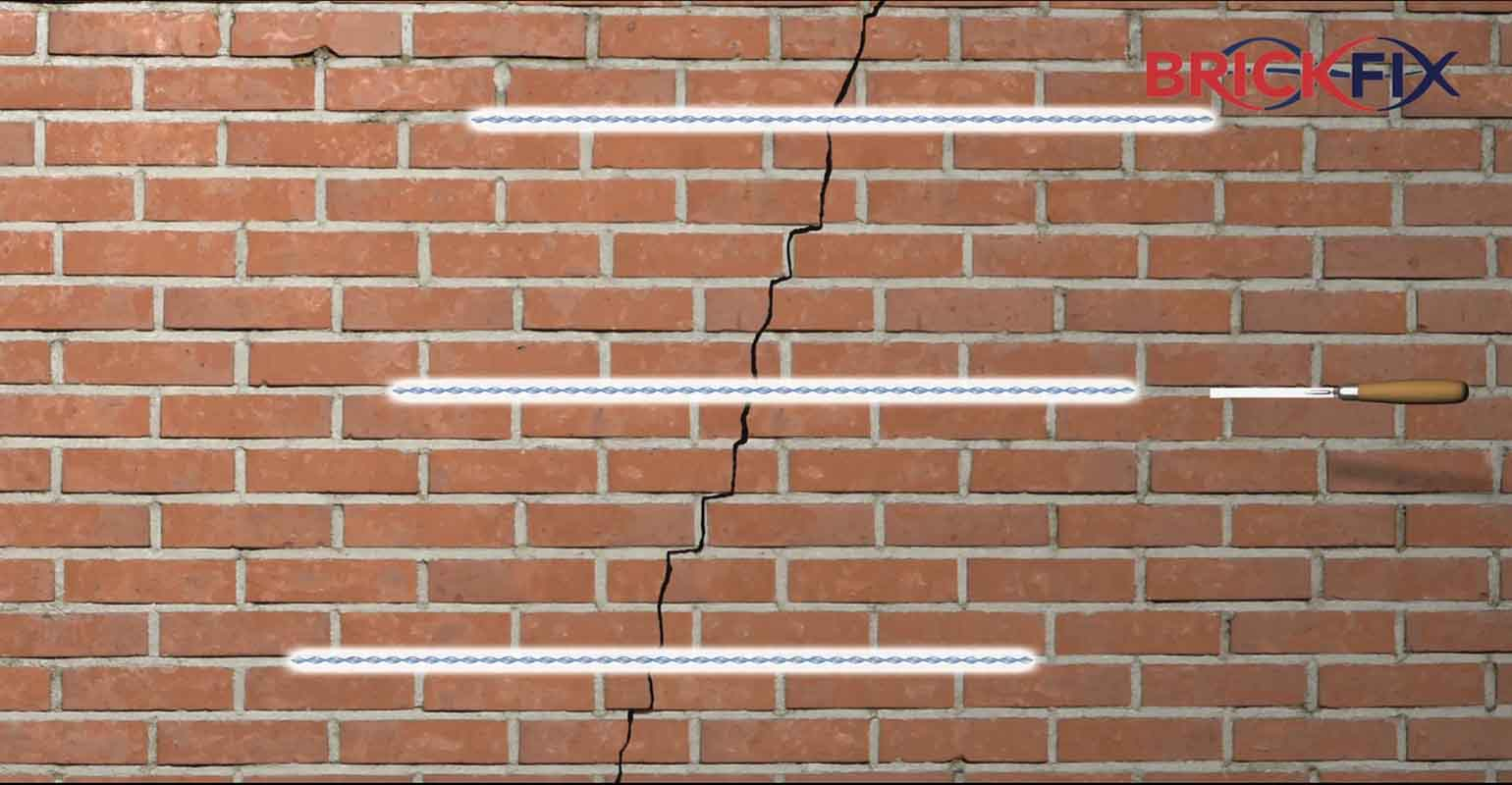 Using Stormdry on a Wall with Cracks  Feature Image