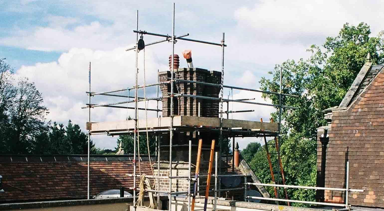 Casa Denne - riparazione del