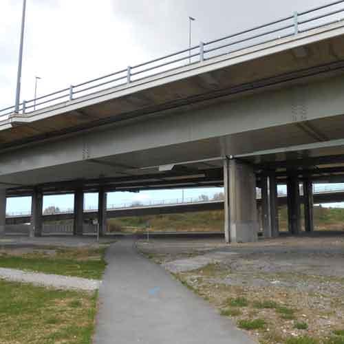 Protezione dall'acqua per I ponti stradali